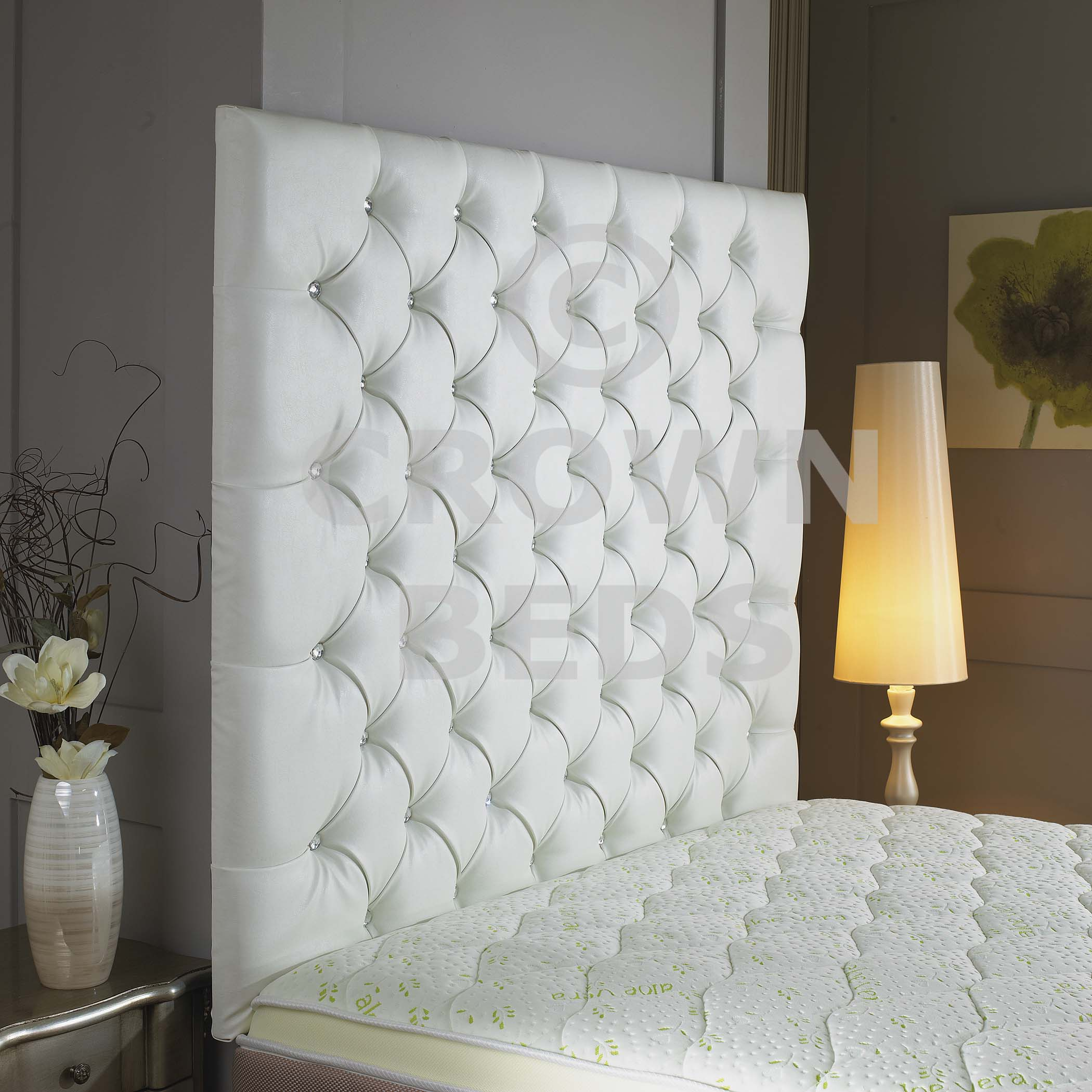 set wide tall of bench pictures and tufted headboards king diamond crystal extra headboard